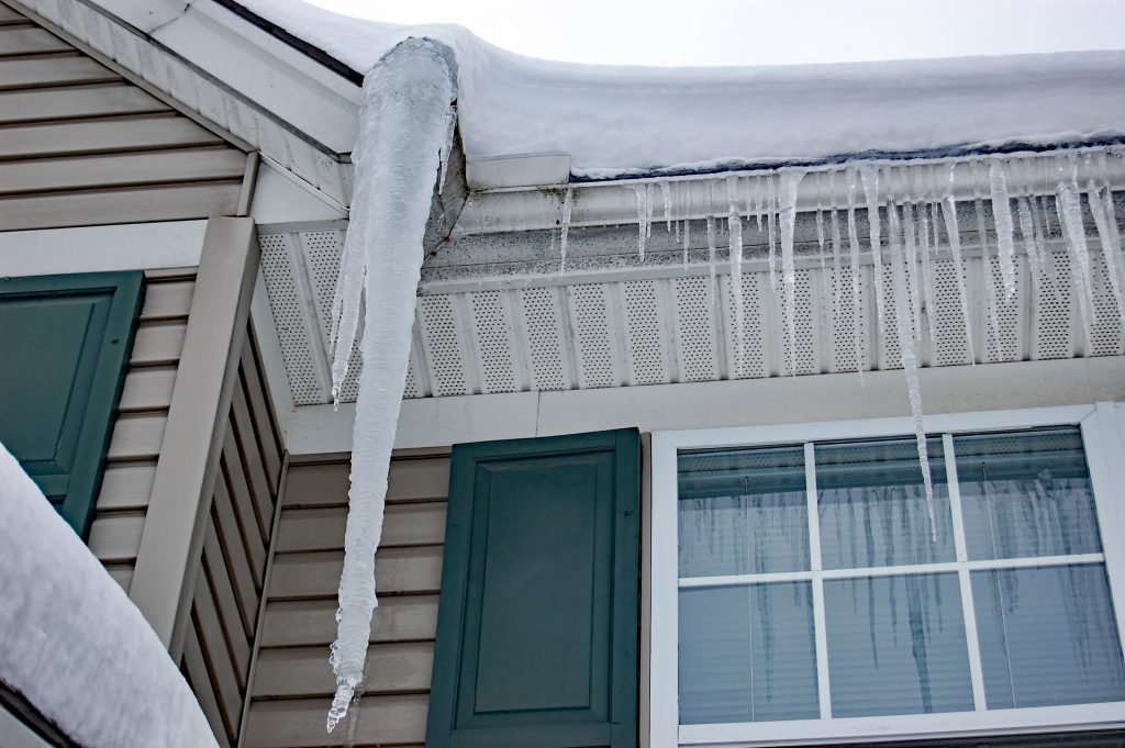 Snow & Ice Plumbing Problems