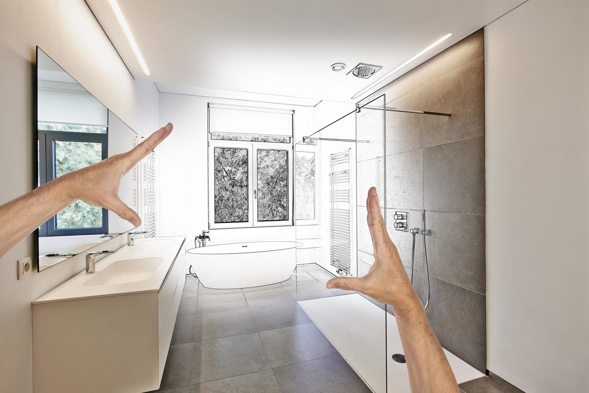2020 bathroom remodeling trends