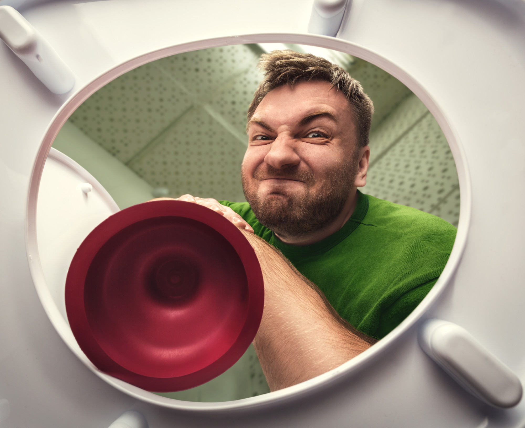 my toilet won't flush